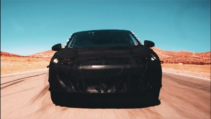 [Copertina] - Faraday Future svela le forme del nuovo crossover [VIDEO]