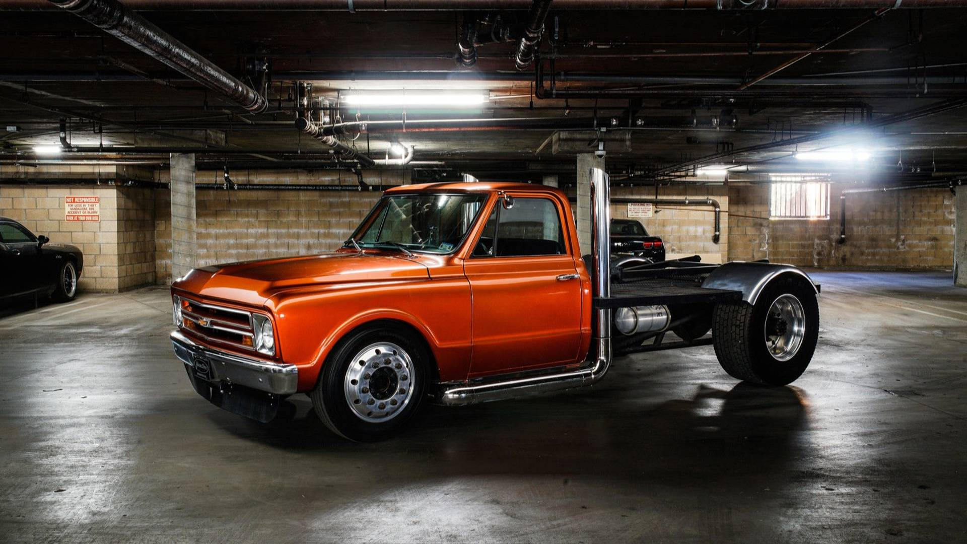 Are You Fast And Furious Enough To Buy This 67 Chevy C 10