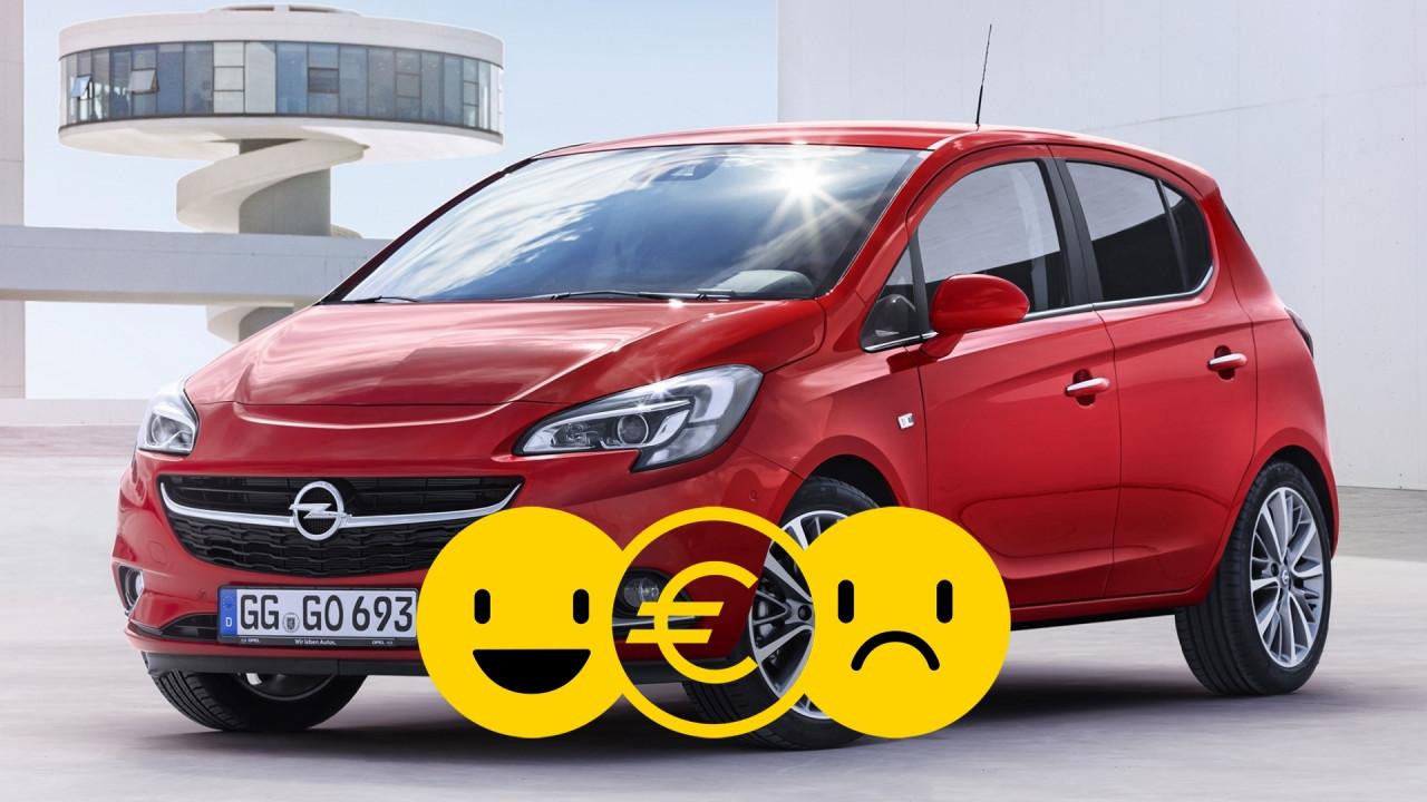 [Copertina] - Promozione Opel Corsa, perché conviene e perché no