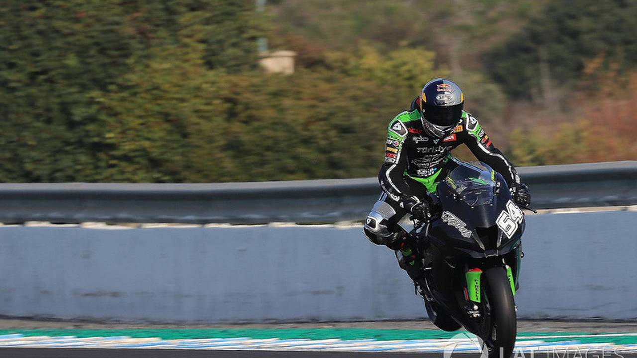 WorldSBK 2018 Jerez test enero