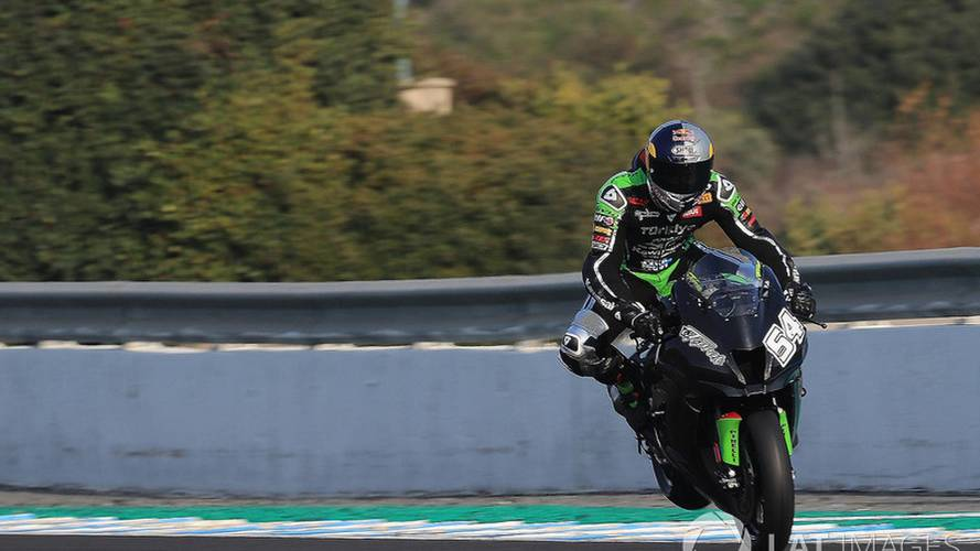 WorldSBK 2018 Jerez test