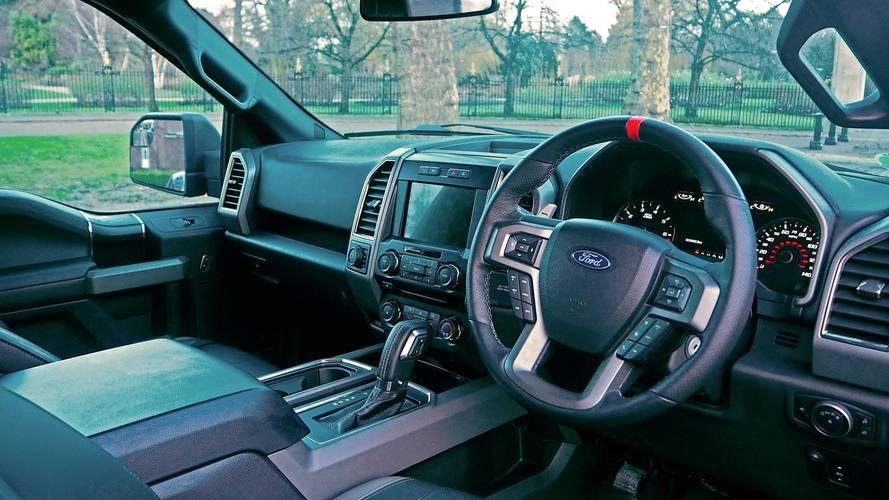 Ford F-150 Raptor RHD - Clive Sutton (2)
