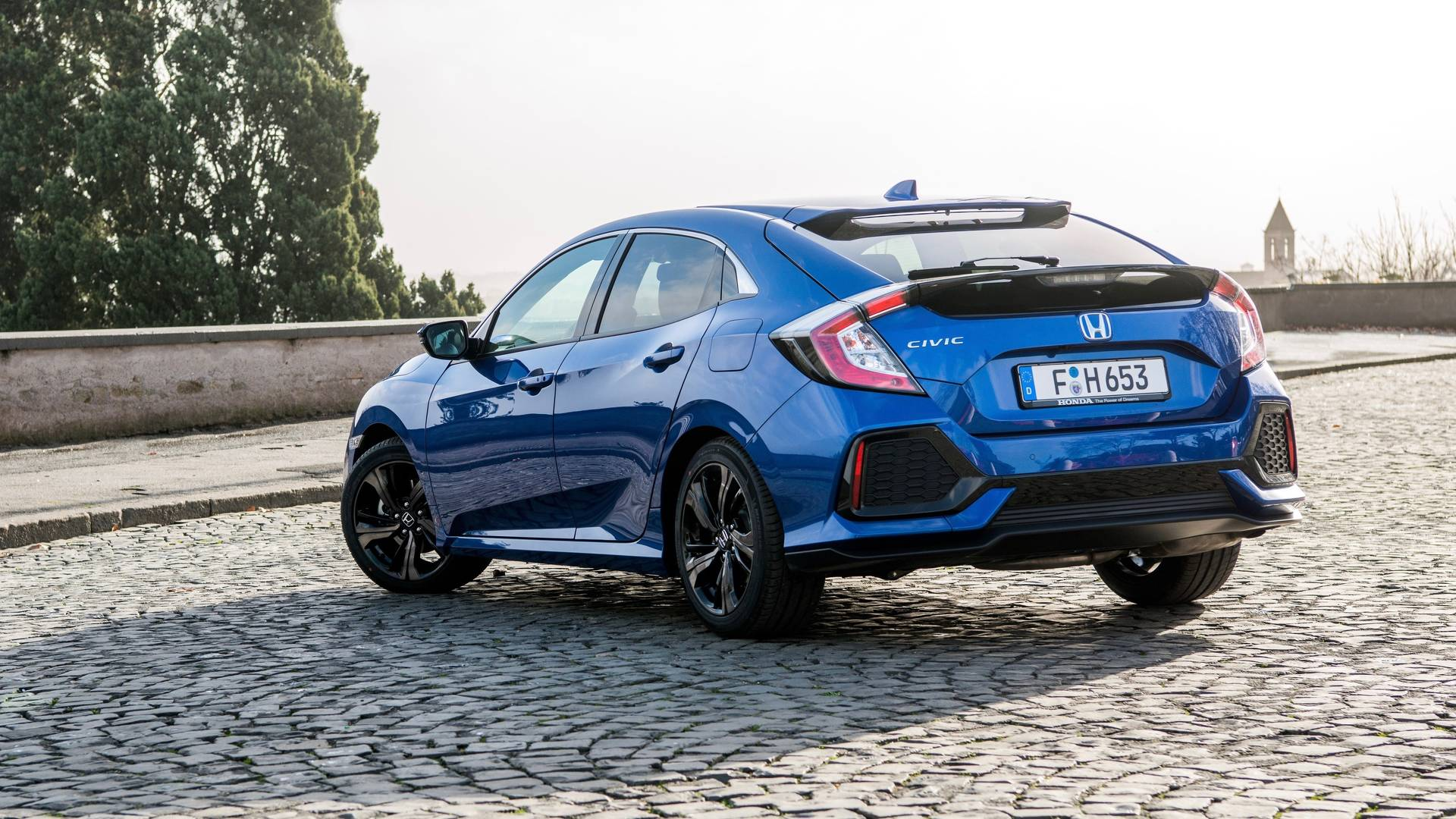 New Honda Civic Diesel 2018 >> 2018 Honda Civic 1 6 I Dtec First Drive Diesel Isn T Dead