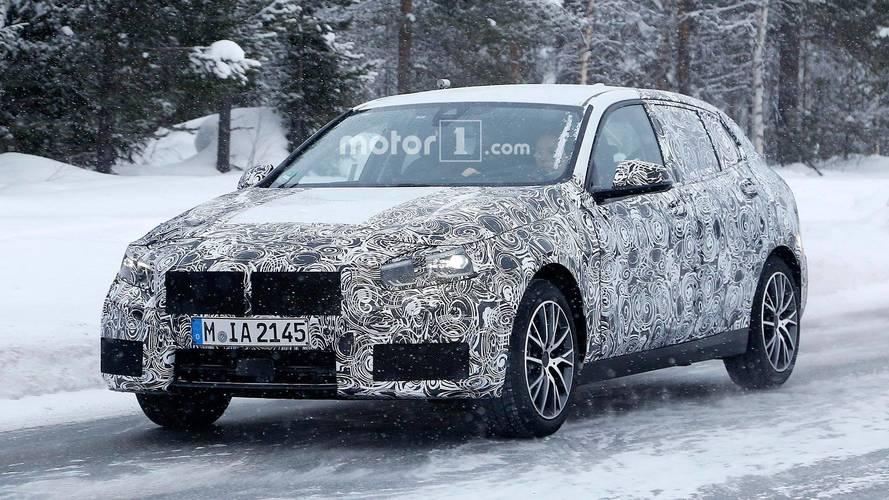 Flagra - Novo BMW Série 1 (2019) aparece nas fotos mais reveladoras até agora