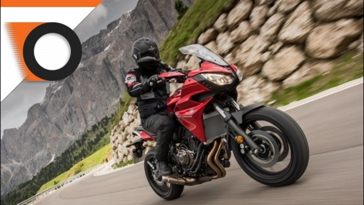 [Copertina] - I 5 test moto più letti del 2016