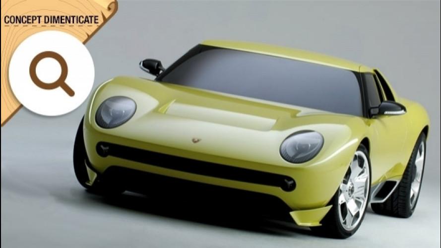 Lamborghini Miura Concept, troppo bella per essere vera
