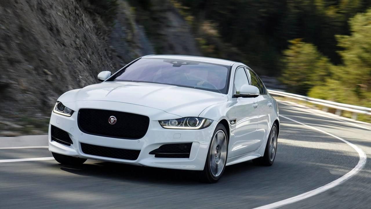 2014 - Jaguar XE
