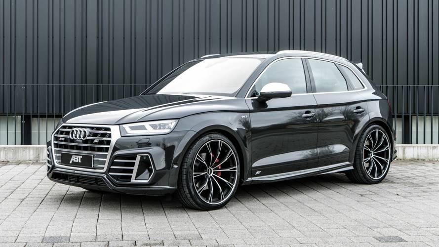 """Audi SQ5 ABT, cerchi da 22"""" come la Lamborghini Urus"""