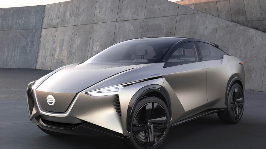 Nissan-Studie IMx Kuro auf dem Genfer Autosalon 2018