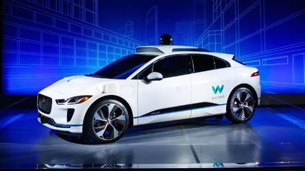 Waymo se dote d'une flotte de Jaguar I-Pace autonomes