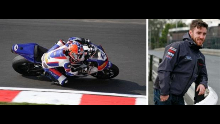 Tourist Trophy 2012: arriva Lee Johnston