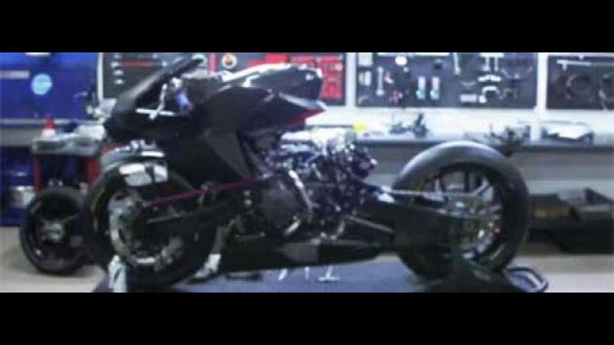 Vyrus 986 M2 Moto2 - The making of video
