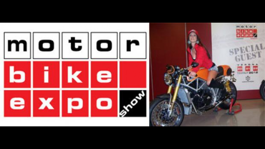 Motor Bike Expo 2012 pronto a partire