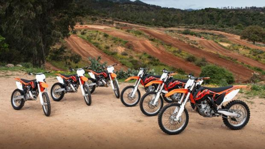 KTM Offroad 2014 in Test Ride