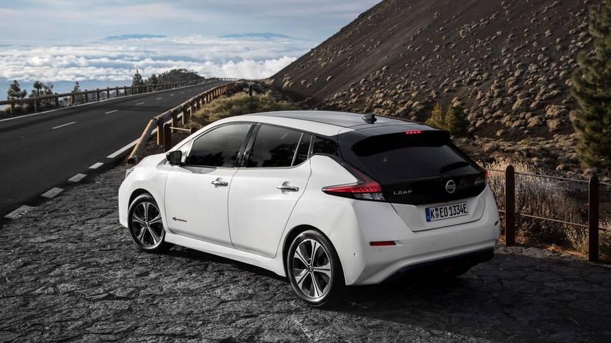 Nissan LEAF Sales In U.S. Down 68% In Q2 2020