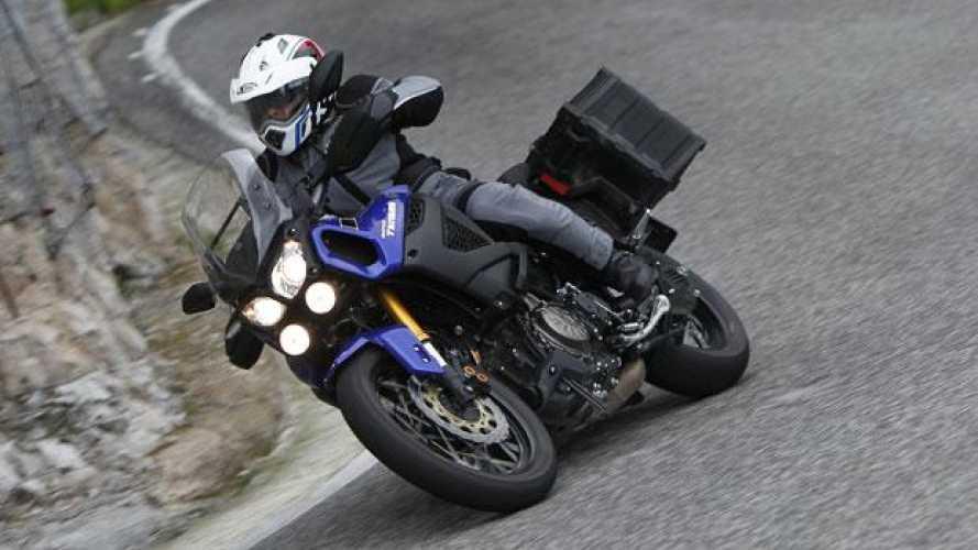 Yamaha Super Ténéré XT 1200 ZE 2014 - TEST