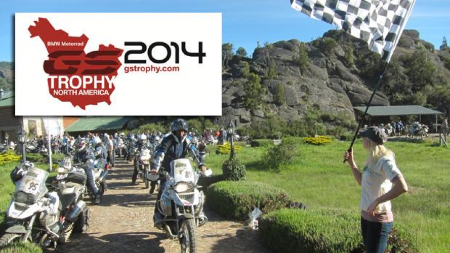 BMW GS Trophy 2014: destinazione Canada con la R 1200 GS