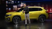 VW'nin Çin'e Özel Orta Boyutlu SUV'u