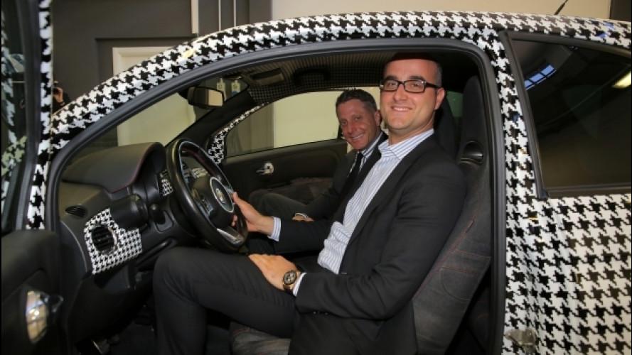 Le auto di Lapo Elkann diventano investimento