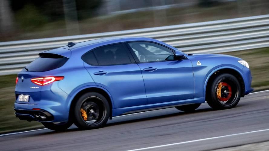 Alfa Romeo Stelvio Quadrifoglio Vs Porsche Macan Turbo Serious Suvs