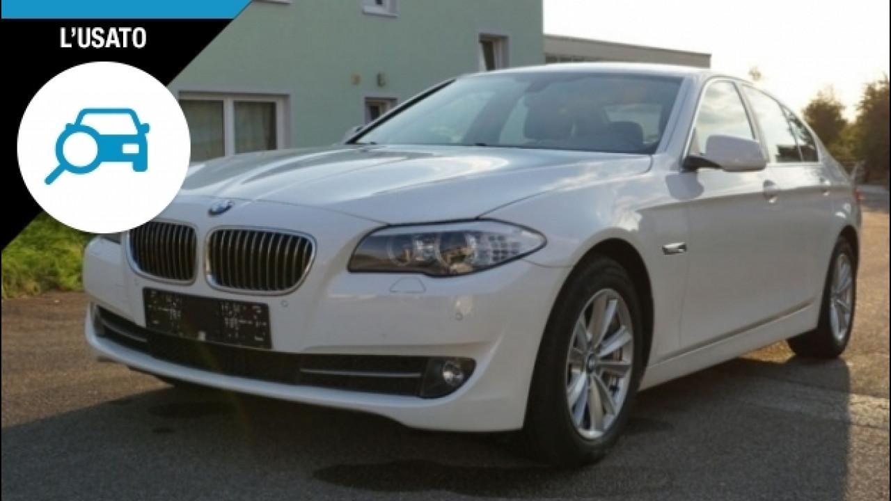 [Copertina] - BMW Serie 5, una berlinona a prezzi da media