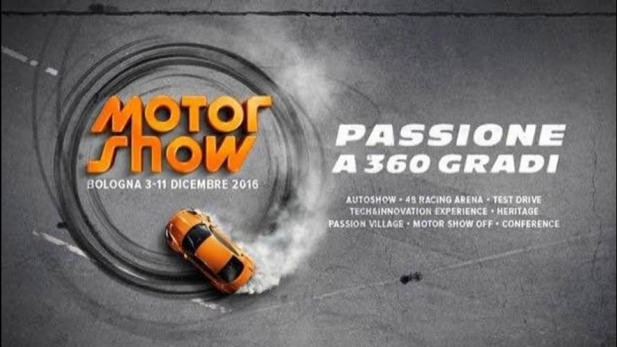 Motor Show di Bologna, al via la campagna di lancio