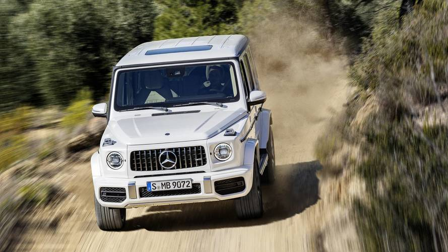 New Mercedes-AMG G63 will out-accelerate a Porsche Cayman S