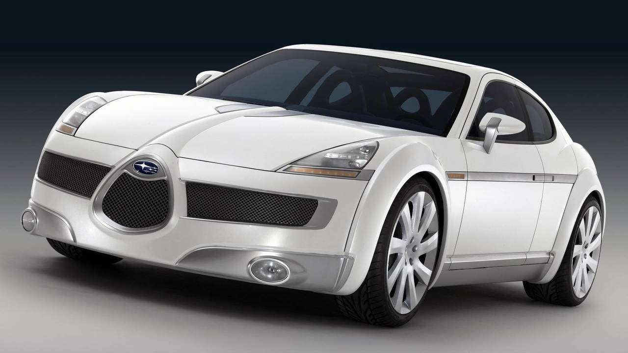 1. 2003 Subaru B11S concept