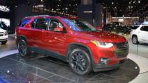 Chevy Traverse RS
