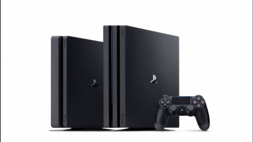 PlayStation 4 Pro e Slim, Sony punta ai 4K
