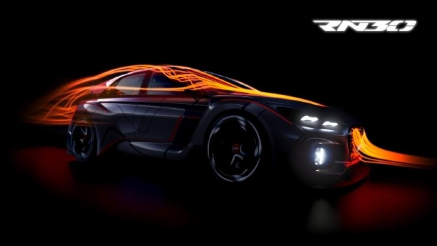 Hyundai RN30 N Concept, progettata per andare forte
