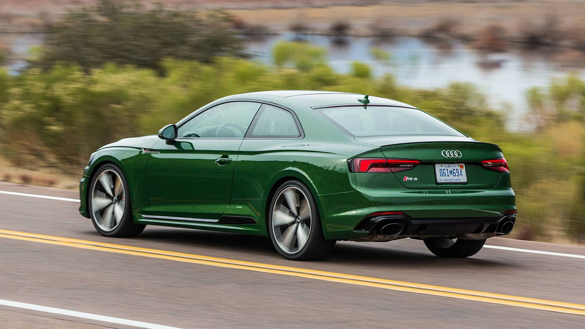 Audi Lacks Dual Clutch Gearbox To Handle Rs5 Sportbacks Torque
