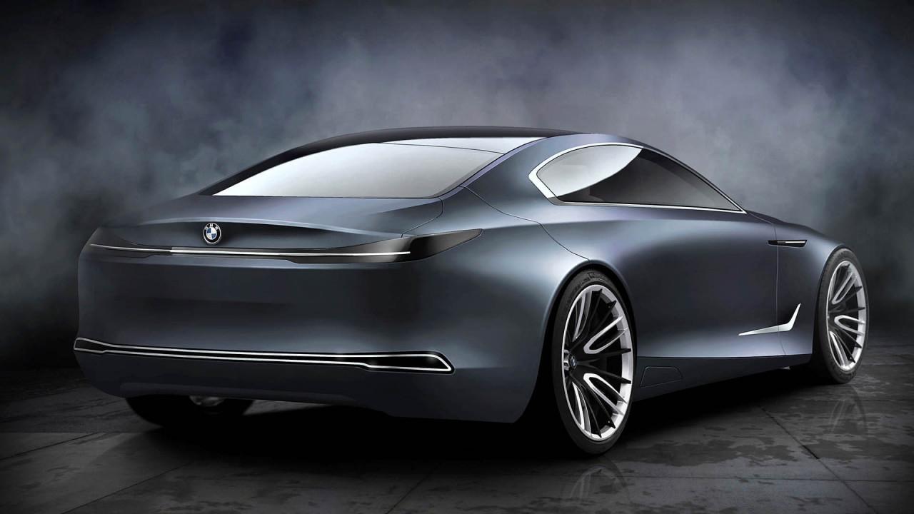 BMW GCS: Die Heckscheibe