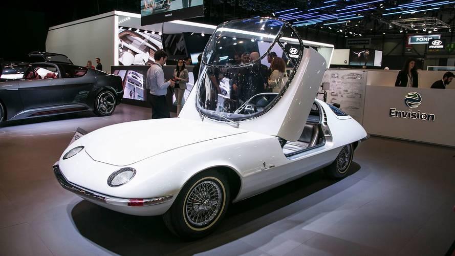 Salón de Ginebra 2018: los 10 mejores coches clásicos