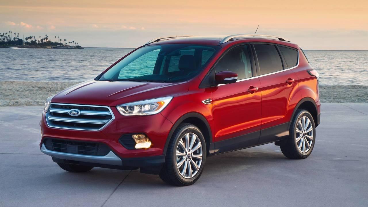 11. Ford Escape: 308,296 Units