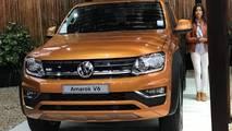 VW Amarok V6 Comfortline