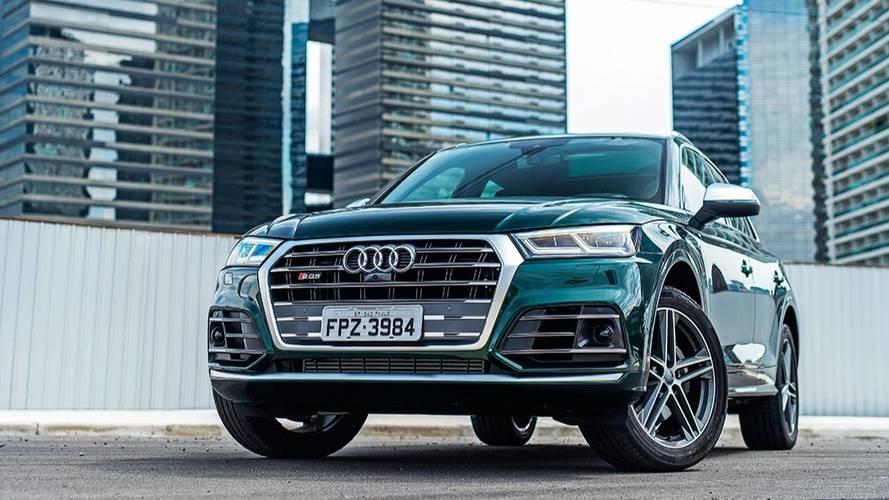 Recall: Audi convoca Q5 e SQ5 por problema nos freios