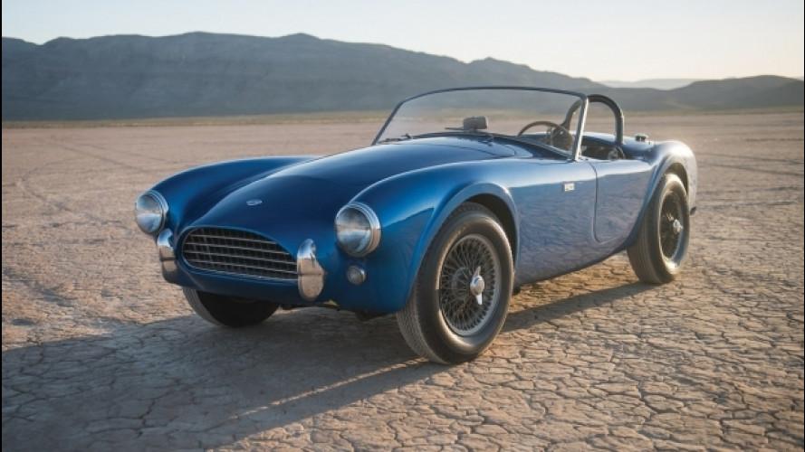 La Cobra da 13 milioni (e la Jaguar da oltre 20)