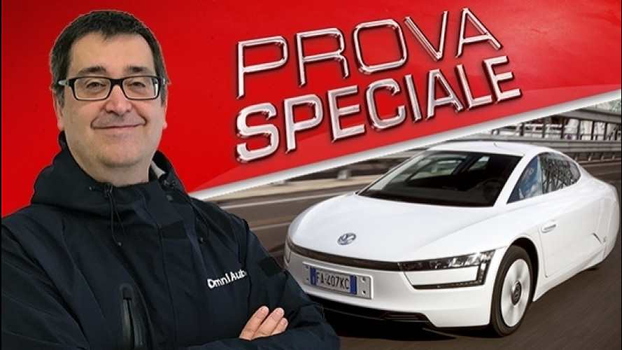 Volkswagen XL1, su strada verso il futuro [VIDEO]