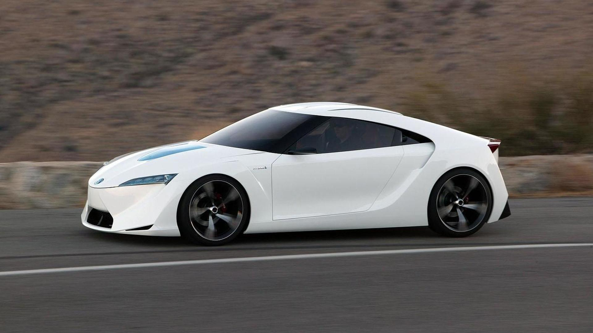 Toyota Supra 2015 >> 2015 Toyota Supra To Be A Hybrid With 400 Hp Report