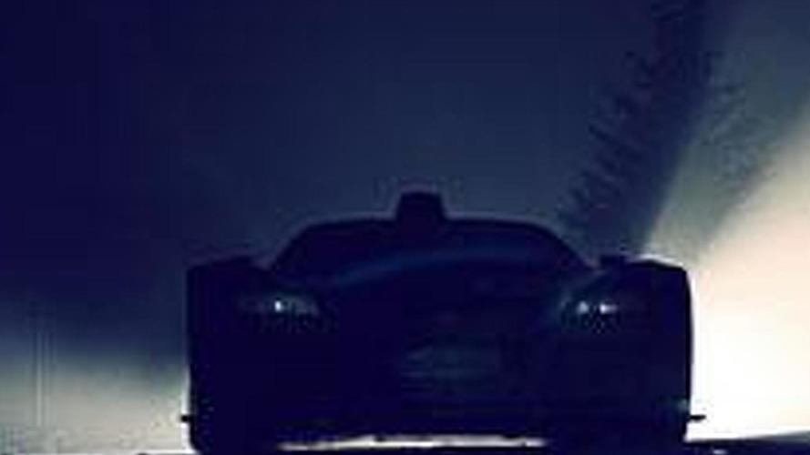 Gumpert teases new car for the Geneva Motor Show