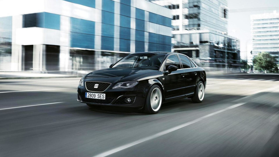 2012 SEAT Exeo facelift revealed