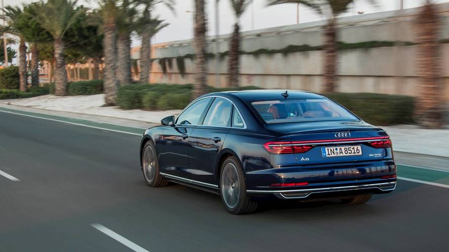 2018 Audi A8 50 TDI first drive: reconnaissance into the future