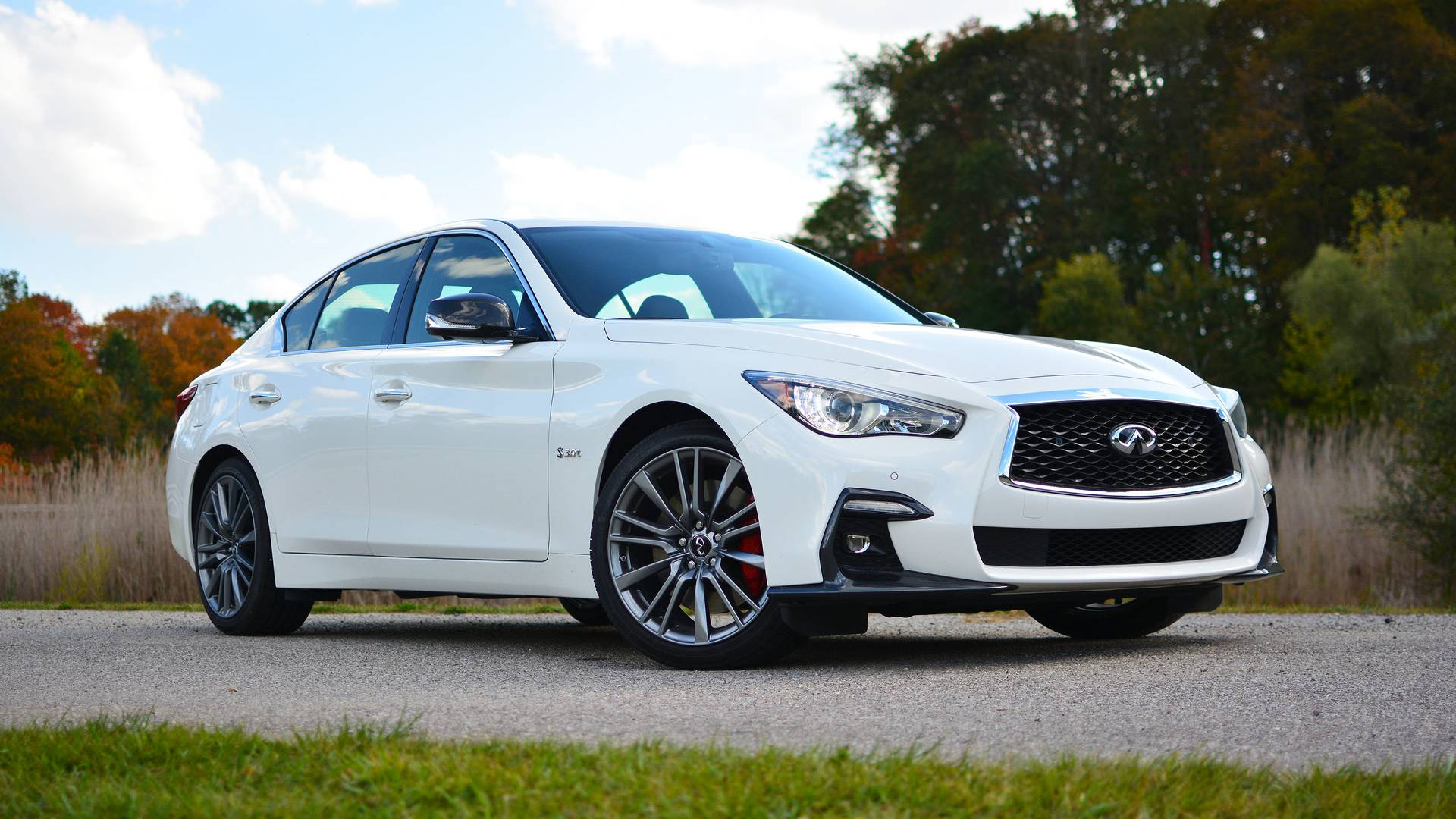 Infiniti Q50 0 60 >> 2018 Infiniti Q50 Red Sport 400 Review Tragically Flawed