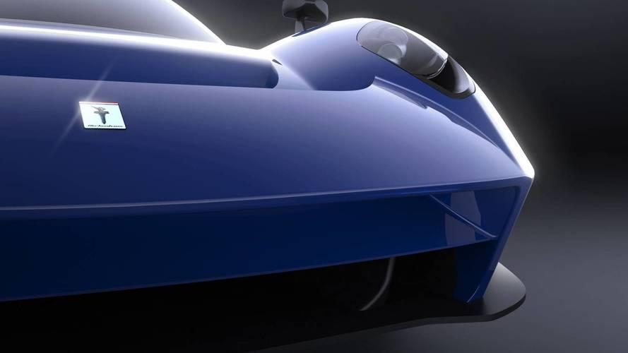 Scuderia Cameron Glickenhaus Teases $400K Three-Seat Sports Car