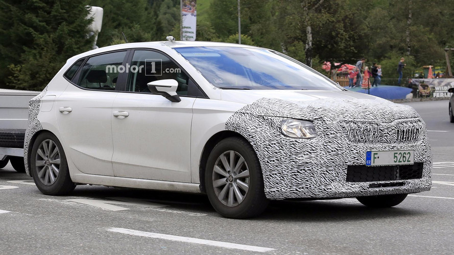 Skoda Test Car Spied With An Identity Crisis, Thinks It's A SEAT