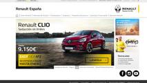 Ofertas: Renault Clio 2018 con descuento