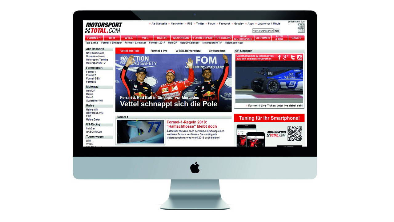 Motorsport Network sport media group