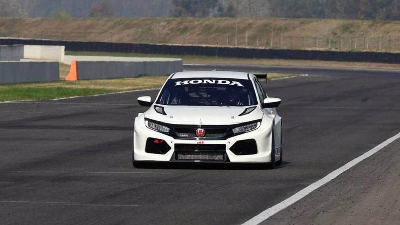 Honda Civic Type-R TCR 2018 2