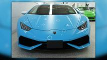 Deadmau5's Nyan Cat-Themed Lamborghini Huracan